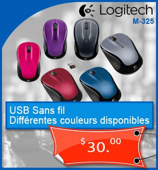 Mice-Souris-Wireless-Sans-fil-Logitech-M325-Diff-Couleurs-30cad-fr