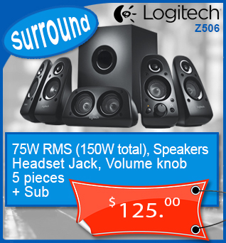 Speakers-Logitech-Z506-75W-150Wrms-125cad-en