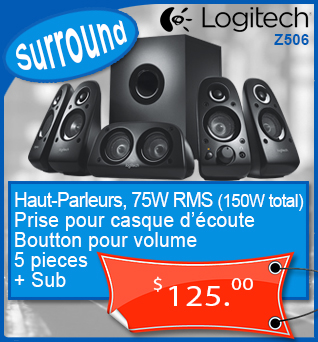 Speakers-Logitech-Z506-75W-150Wrms-125cad-fr