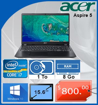 Laptop-Acer-Aspire-4-15_6in-i7-3_5GHz-1TB-8GB-W10-800cad-fr