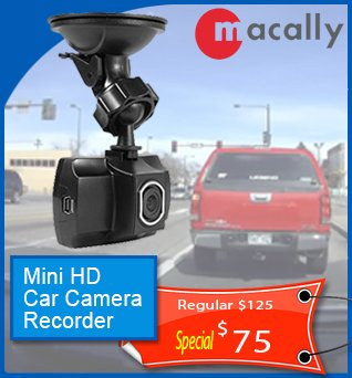 Camera-Macally-MiniHD-CarCamRecorder-75cad-en