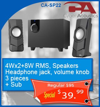 Speakers-Cyber_Acoustics-SP22-3pc+Sub-4Wx2+8Wrms-39_99cad-en