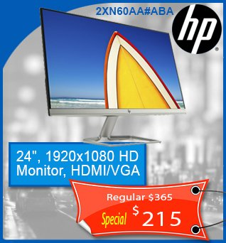 Monitor-HP_2XN60AA_ABA-LCD-24in-Wide-HD-1920x1080-VGA-HDMI-215cad-en