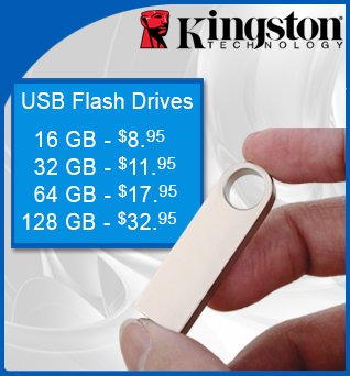 Kingston-USB-Drives-Cles-ANGLAIS